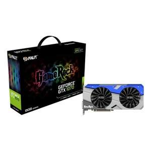 Palit GeForce GTX 1070 Gamerock 8192MB GDDR5 £267.43 @ Amazon Warehouse - Used Very Good