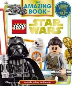 The amazing book of LEGO Star Wars Was £9.99 NOW £4 (Plus LOADS more LEGO books on offer - See OP ) £2.95 Del or free when you spend £25 @ The Book People