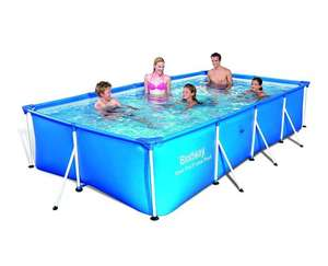 Bestway Family Splash Frame Pool 157x83x32 - £58.86 @ Amazon
