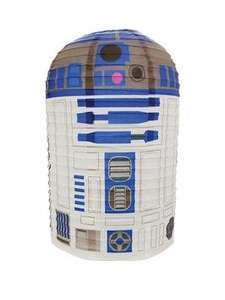Star Wars R2D2 / BB-8 / X-Wing vs Tie / Death Star - Paper light shades from £5.39 Delivered using code @ Internet Gift Store