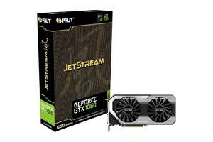 Palit GTX 1060 Jetstream 6GB - Used - Good and Very Good, £156 - Amazon Warehouse