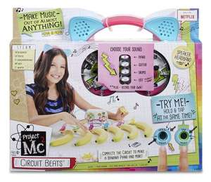 Project MC2 Circuit Beats toy (Netflix show) less than 1/2 price £11.45 prime / £16.20 non prime Sold by La Esencia Ltd and Fulfilled by Amazon.