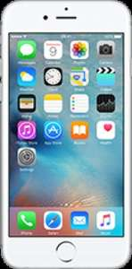 Apple iPhone 6s 32GB Silver £75 upfront 2GB data 1000 mins Unlimited texts £23.49 p/m 24 months £638.76 - EE/mobiles.co.uk