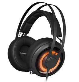 SteelSeries Siberia Elite Prism Black (£27.99)/White Headset (£29.99) @ GAME