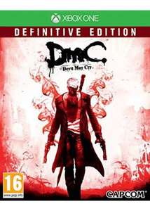Devil May Cry: Definitive Edition (Xbox One £11.99) (PS4 £10.99) @ Base