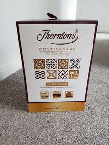 Thorntons Continental, The Easter Egg - £3.75 instore @ Tesco