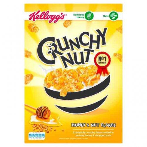 1 KG Kellogg's Crunchy nut cornflakes £2.50 @ Morrisons
