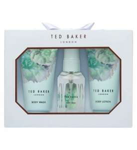 75% off Sanctuary, Ted Baker and Burt's Bees products at Boots (Instore)
