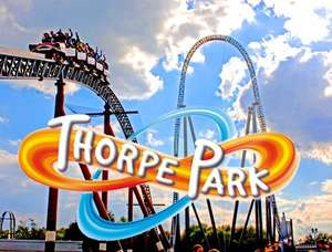 Fancy a break away from the kids? TWO days in Thorpe park + Night in hotel from £99 / TWO days in park + stay in Shark Hotel/w free WiFi + breakfast, free parking & Fast track until 11am £129