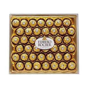 Ferrero Rocher 42 Pieces, 525g £6.50 @ Amazon Prime NOW
