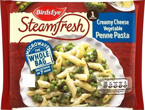 Birds Eye Steamfresh Creamy Cheese Pasta (350g) (Frozen) was  £2.00 now 2 for £2.00 @ Ocado