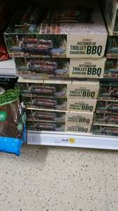 Rectangular bbq £28 at Tesco instore