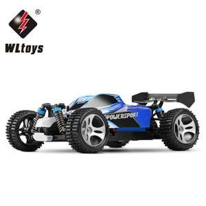 RC Car blue - £51.55 @ Gearbest
