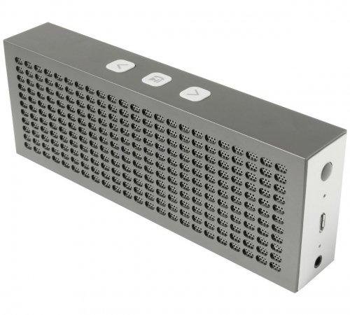 ARGOS; Jam Titanium Bluetooth Wireless Speakers - Grey 622/7162 was £39.99 Half Price £19.99