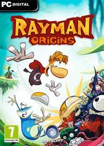 [PC] Rayman Origins (Download) - 99p - Game