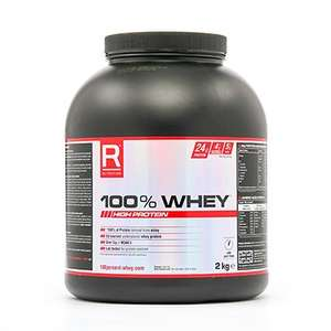 EXPIRED - 2kg whey protein VERY SHORT DATED MAY 2017 £13.94 @ Holland & Barrett