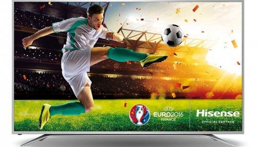 Hisense 65 inch Smart 4K Ultra HD LED TV H65M7000 £899 @ PRC Direct