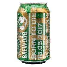 Brewdog Born To Die 13.05.2017 beer  £1.98 a can (£6.97 delivered)  @ Beerhawk