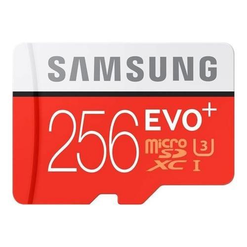 Samsung 256GB EVO Plus Micro SDXC Card  £94.99 Mymemory with code