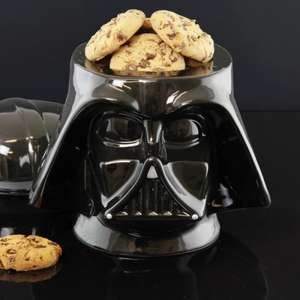 Star Wars Darth Vader / R2-D2 Cookie Jars now £16.99 ea Delivered @ IWOOT