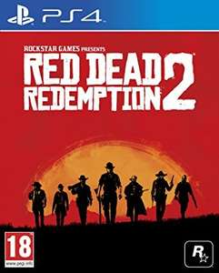 ps4 games - e.g red redemption 2 and star trek crew vr for £79.49 - £69.49 with code @ Tesco direct