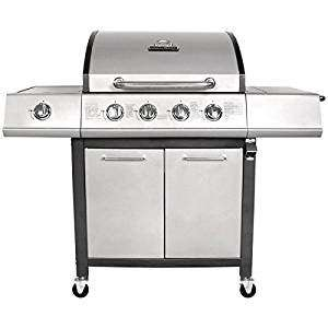 Charles Bentley 5 Burner Premium Gas BBQ £199.99 from Amazon sold by BuyDirect4U.