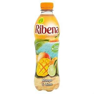 Ribena Mango and Lime 3 x 500ml  £1 @ Heron
