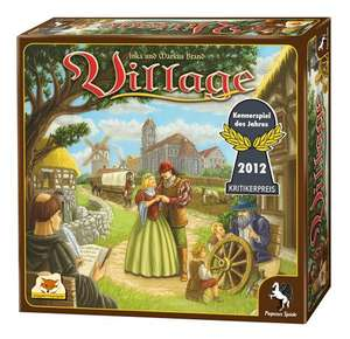 Village board game £20.32 @ Amazon.co.uk