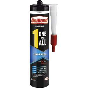 "Unibond bond and seal  390g ""one for all"" and all for £2.49 instore @ Quality Save"