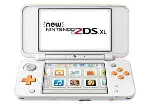 New Nintendo 2DS XL + Hey Pikmin 3DS (£144.98 @ Amazon) - £142.98 with Prime
