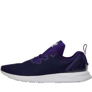 adidas Originals ZX Flux trainers (Dark purple) £29.48 delivered @ MandM Direct