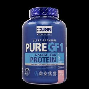 USN Pure Protein Choc/straw 2280g Powder BBE June 17 at holland and barrett - £16.94 @ Holland and Barrett
