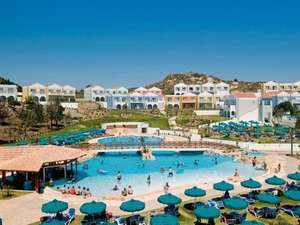 Lastminute 7 night All Inclusive Holiday to Cyprotel Faliraki, Rhodes (it has its own WaterPark) from Glasgow, 2 adults £252 pp (Includes Luggage & Transfers) £504 at Thomas Cook