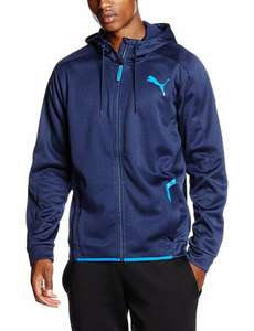 Puma Tech Men's Fleece Full Zip XL £15.25 Prime or with orders £20 or more Amazon