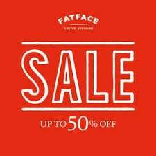 FatFace Upto 50% OFF sale.