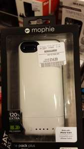Mophie juice pack for iphone 5,5s,se instore @ TK Max for £14.99