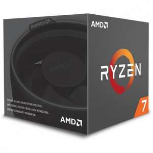 AMD Ryzen 7 1700 305€ (~260£) + 6€ delivery (refundable?) £266 @ amazon.fr