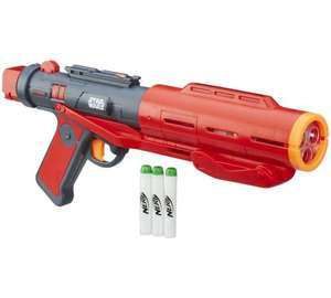 Star Wars R1 Nerf Imperial Death Trooper Deluxe Blaster was £35+ now £9.99 C+C @ Argos