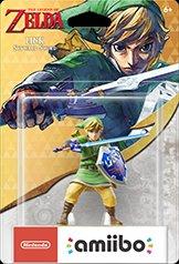 Skyward Sword Link Amiibo - TLOZ Collection (Nintendo Switch/3DS/Wii U) £10.99 @ Amazon (Pre-Order)