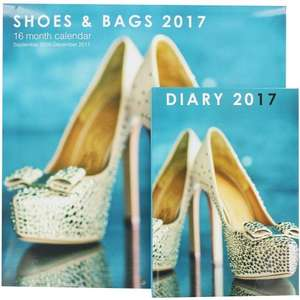 2017 Diary and Calendar 16p @ The works