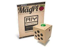 Free AIY Projects Voice Kit with The MagPi magazine (Issue 57) - £5.99 instore @ WHSmith