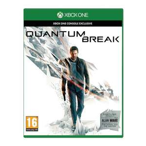 (NEW) Quantum Break Xbox One £10 @ Smyths (Instore Only)