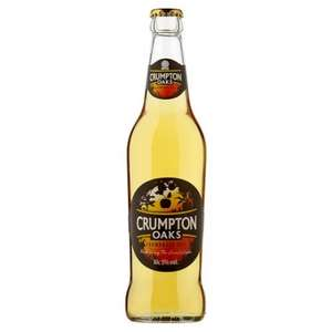 Crumpton Oaks Cider 500Ml - 85p @ Tesco - Online & In Store
