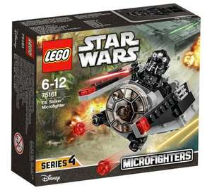LEGO Star Wars TIE Striker Microfighter - 75161 £5.99 @Argos (+Amazon/Prime)