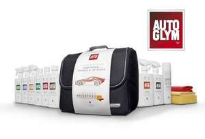 Autoglym Perfect Bodywork, Wheels & Interior + 2 AG hanging air fresheners & 2x car care samples £49.94 With Next day delivery @ ebay / r1detailingltd