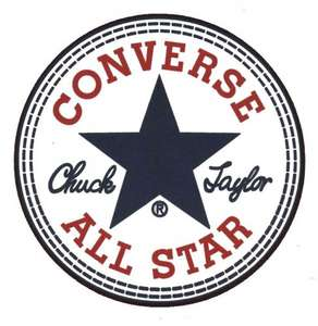 Converse discount off the whole site inc. sale items - 25% off, 5.6% quidco/10% TCB, free delivery and free returns!