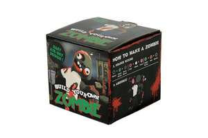 Build Your Own Zombie only £1.49 with Free C&C @ WHSmith