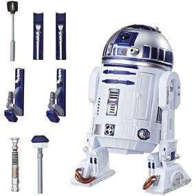 Star Wars 40th Anniversary Han & R2-D2 Black Series figure (Preorder) £25.99 @ Forbidden Planet