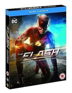 The flash season 2 blu ray at Ebay/theentertainmentstore for £14.99 delivered