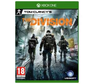 The Division xbox one Argos only £11.99